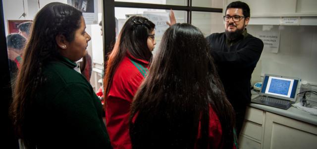 La carrera de Antropología de la Universidad de Concepción organizó una visita por parte alumnos de séptimo y octavo básico de la Escuela Palestina de Palomares a los laboratorios de […]
