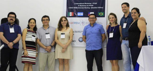 """Los integrantes del GRIVAS, Dres. Carlos Escudero y Marcelo González fueron invitados a participar en el curso de postgrado """"II International Workshop of PPGIP / II RIVA-TREM Extended Meeting – […]"""